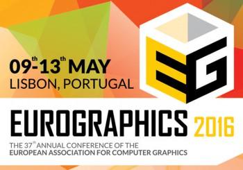 Eurographics 2016 Joaquim Jorge International Program Co-Chair